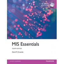 MIS Essentials: Global Edition by David Kroenke, 9781292065298