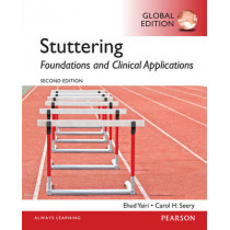Stuttering: Foundations and Clinical Applications, Global Edition by Ehud H Yairi, 9781292067971