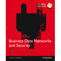 Business Data Networks and Security, Global Edition by Julia Panko, 9781292075419