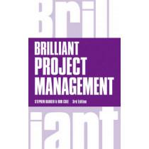 Brilliant Project Management by Stephen J. Barker, 9781292083230
