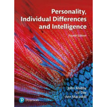 Personality, Individual Differences and Intelligence by John Maltby, 9781292090511