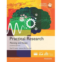 Practical Research: Planning and Design, Global Edition by Paul D. Leedy, 9781292095875