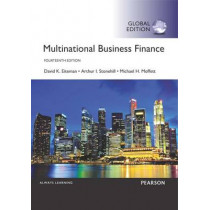 Multinational Business Finance, Global Edition by David K. Eiteman, 9781292097879