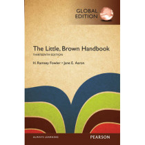 The Little, Brown Handbook, Global Edition by Jane E. Aaron, 9781292099477