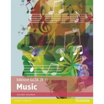 Edexcel GCSE (9-1) Music Student Book by Jonny Martin, 9781292123141