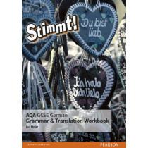 Stimmt! AQA GCSE German Grammar and Translation Workbook by Jon Meier, 9781292132617