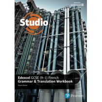 Studio Edexcel GCSE French Grammar and Translation Workbook by Stuart Glover, 9781292132990