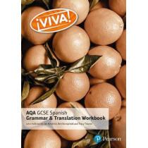 Viva! AQA GCSE Spanish Grammar and Translation Workbook by Tracy Traynor, 9781292133195