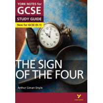 The Sign of the Four: York Notes for GCSE (9-1) by Jo Heathcote, 9781292138138