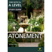 Atonement: York Notes for A-level by Anne Rooney, 9781292138169