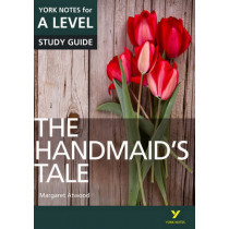 The Handmaid's Tale: York Notes for A-level, 9781292138183