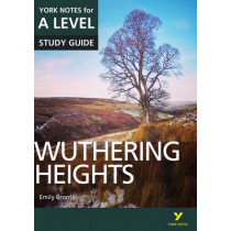 Wuthering Heights: York Notes for A-level by Claire Steele, 9781292138190