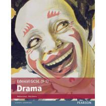Edexcel GCSE (9-1) Drama Student Book by Melissa Jones, 9781292150680