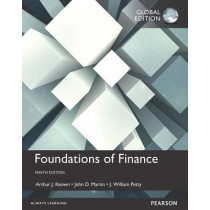 Foundations of Finance, Global Edition by Arthur J. Keown, 9781292155135