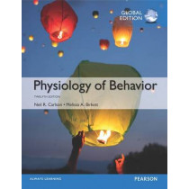 Physiology of Behavior, Global Edition by Neil Carlson, 9781292158105