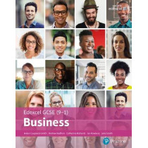 Edexcel GCSE (9-1) Business Student Book by Helen Coupland-Smith, 9781292179841
