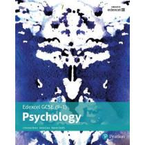 Edexcel GCSE (9-1) Psychology Student Book by Christine Brain, 9781292182773
