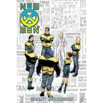 New X-men Omnibus (new Printing) by Grant Morrison, 9781302901967