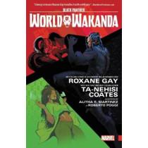 Black Panther: World Of Wakanda by Ta-Nehisi Coates, 9781302906504