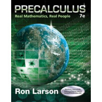 Precalculus: Real Mathematics, Real People by Charles Larson, 9781305071704