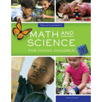Math and Science for Young Children by Rosalind Charlesworth, 9781305088955