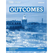 Outcomes Intermediate: Workbook with CD by Hugh Dellar, 9781305102187