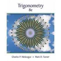 Trigonometry by Mark Turner, 9781305652224