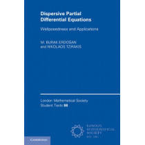 Dispersive Partial Differential Equations: Wellposedness and Applications by M. Burak Erdogan, 9781316602935