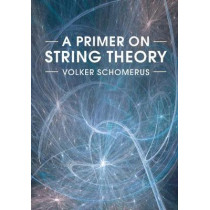A Primer on String Theory by Volker Schomerus, 9781316612835