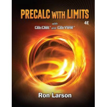 Precalculus with Limits by Charles Larson, 9781337271189