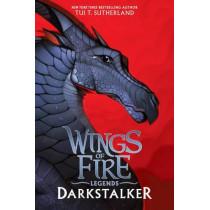 Darkstalker by Tui,T Sutherland, 9781338053616