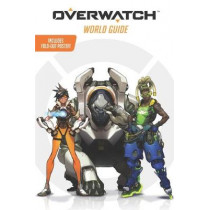 Overwatch: World Guide by Terra Winters, 9781338112801