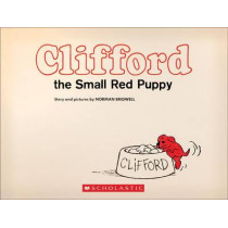 Clifford the Small Red Dog by Norman Bridwell, 9781338124248