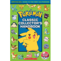 Pokemon: Classic Collector's Handbook by Scholastic, 9781338158236