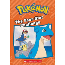 The Four-Star Challenge (Pokemon Classic Chapter Book #3) by Howie Dewin, 9781338175738