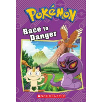 Race to Danger (Pokemon Classic Chapter Book #5) by Tracey West, 9781338175851