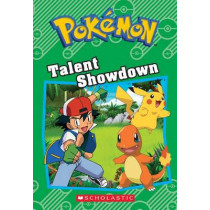 Talent Showdown (Pokemon Classic Chapter Book #8) by Tracey West, 9781338175912