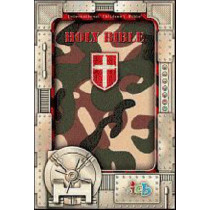 ICB, Holy Bible, Compact Kids Bible, Flexcover, Green: Green Camo, 9781400310357