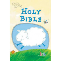 ICB, Really Woolly Holy Bible, Leathersoft, Blue: Children's Edition - Blue by DaySpring, 9781400312238