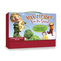 Max Lucado's You Are Special and 3 Other Stories: A Children's Treasury Box Set by Max Lucado, 9781400316519