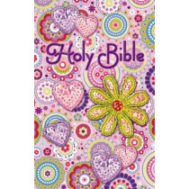 ICB, Sequin Bible, Flexcover, Pink by Thomas Nelson, 9781400317035