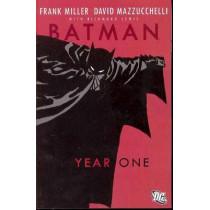 Batman Year One by Frank Miller, 9781401207526