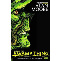 Saga Of The Swamp Thing Book One by Dan Day, 9781401220839