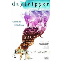 Daytripper by Gabriel Ba, 9781401229696