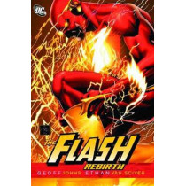 The Flash Rebirth by Ethan Van Sciver, 9781401230012