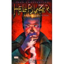 Hellblazer Vol. 2: The Devil You Know ( New Edition) by Jamie Delano, 9781401233020
