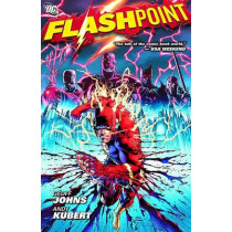 Flashpoint by Jesse Delperdang, 9781401233389