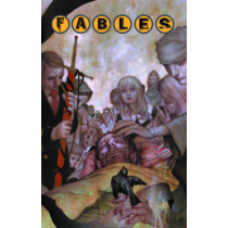 Fables The Deluxe Edition Book Eight by Bill Willingham, 9781401242794