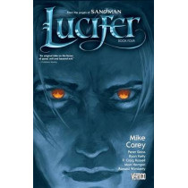 Lucifer Book Four by Peter Gross, 9781401246051
