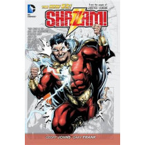 Shazam! Vol. 1 (The New 52): From the Pages of Justice League by Gary Frank, 9781401246990